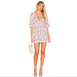 Lovers + Friends Cacia Floral Dress